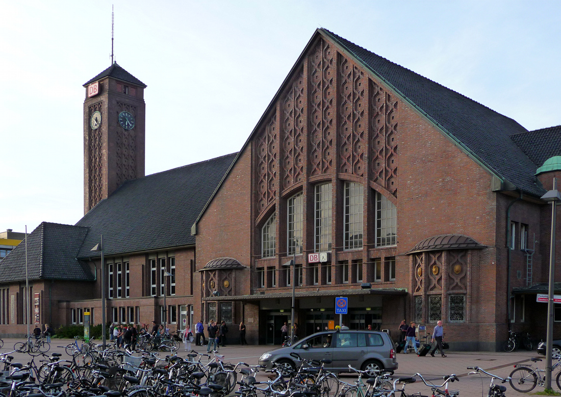 Bahnhof oldenburg brandschutztechnische sanierung for Architektur oldenburg