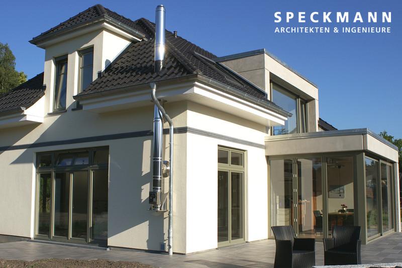 Klassisch und bauhaus speckmann architekten ingenieure for Architektur klassisch